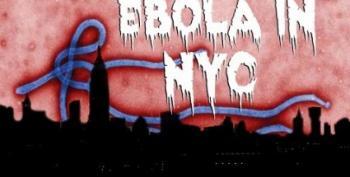 EBOLA INVADES NYC!
