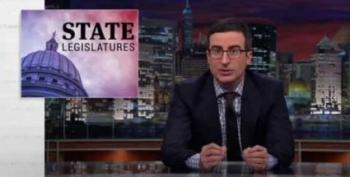 John Oliver: State Races Are The Ones That Actually Matter