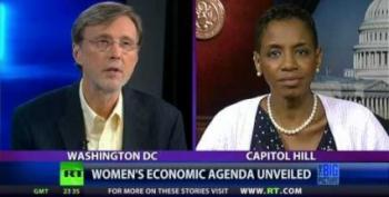 Blue America Candidate Endorses Rep. Donna Edwards For DCCC Chair