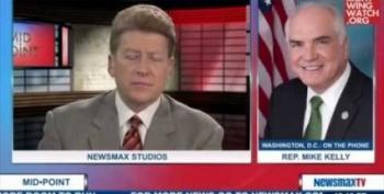 Rep. Mike Kelly: Obama Dragging Us Into Civil War