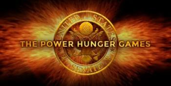 President Snow And Mitch McConnell: The Power Hunger Games