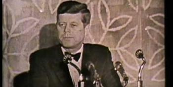 JFK Speaks About Immigration And Xenophobia