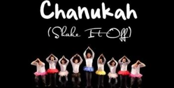 Open Thread - Shake It Off For Chanukah