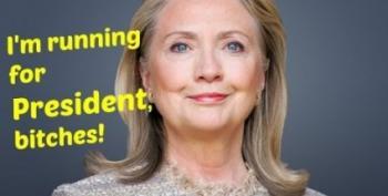 Hillary Clinton Announces! W/ Mariah Carey (parody Video)
