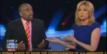 Hannity Hijacked As Angry Kirsten Powers Confronts Jesse Lee Peterson's 'Little Whores' Misogyny