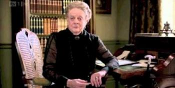 Open Thread - Downton Abbey - Maggie Smith's Best Moments