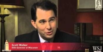 Scott Walker Completely Destroys GOP Obamacare Challenge