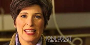Joni 'The Hog Castrator' Ernst Set To Give Republican SOTU Response