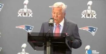 Patriots Owner Demands NFL Apology Over Deflategate