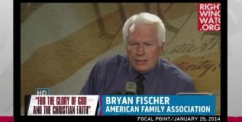 American Family Association Fires Spokesman Bryan Fischer
