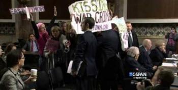 Senator McCain Calls Protesters 'Low Life Scum'