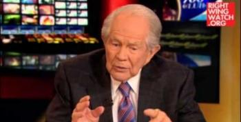 Pat Robertson Against Mandatory Vaccinations, Warns Of Water Fluoridation