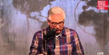 Glenn Beck: Measles Outbreak Is A Gov't 'Hoax'