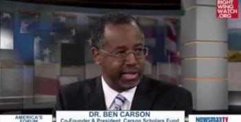Ben Carson: Obama Guilty Of 'Treason' Over DHS Funding