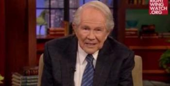 Pat Robertson Warns Grandma-To-Be About The Dangers Of Facebook Curses