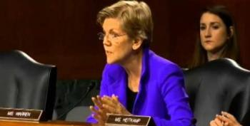 Sen. Warren Grills Janet Yellen On Fed's Dodd-Frank Enforcement
