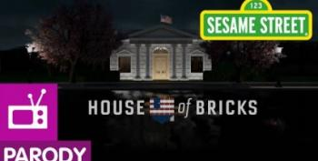 Open Thread - Sesame Street Does House Of Cards