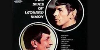 C&L's Late Nite Music Club With Leonard Nimoy
