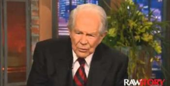 Pat Robertson: People Who Are Addicted To Drugs Are 'Enslaved By Vegetables'