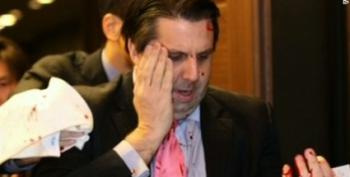 US Ambassador To South Korea Attacked With Razor Blade