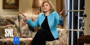 SNL Spoofs Hillary Clinton