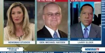 Lying Traitor Michael Hayden: Ignore Obama, Kerry On Iran Deal