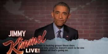 'Mean Tweets' With President Obama