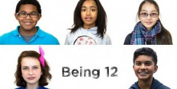 Open Thread - Being 12