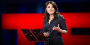 Monica Lewinsky Talks About Political Bullying