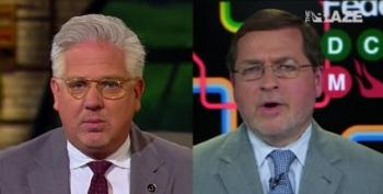 Glenn Beck Accuses Grover Norquist Of Palling Around With Terrorists