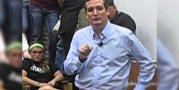 Ted Cruz Wants To Strip The Supreme Court Of Power On Gay Marriage Cases