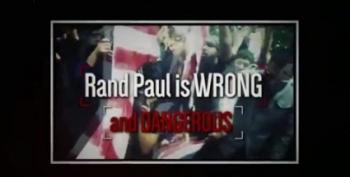Conservative Group Launches Attack Ad On Rand Paul