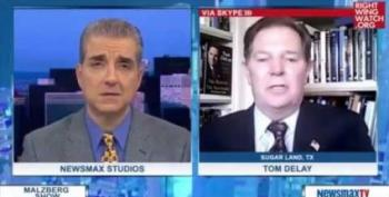 Tom DeLay: Christians Must Fight To Be Able To Discriminate Against Homosexuals