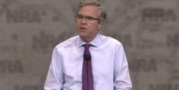 Jeb Bush Struts Before The NRA Over 'Stand Your Ground' Law