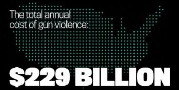 The Cost Of Gun Violence Will Shock You