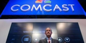 Bloomberg: Comcast Will Drop Time-Warner Deal