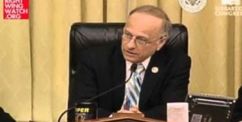 Rep. Steve King Wants To End 'The Anchor Baby Agenda'