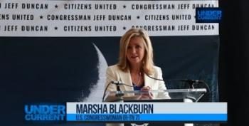 Rep. Marsha Blackburn Can't Cite One Example Of Christian Persecution