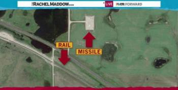 Bad Idea: Oil Trains Roll Dangerously Close To Nuclear Missile Silos