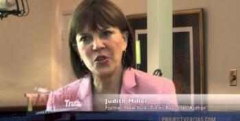 Judith Miller Interviews James O'Keefe. Seriously.