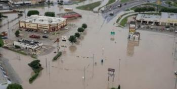 Texas, Oklahoma Flood Waters Rise, 12 People Swept Away In Flash Flood