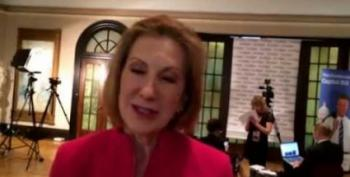 Carly Fiorina Bashes Chinese As Dull Thieves