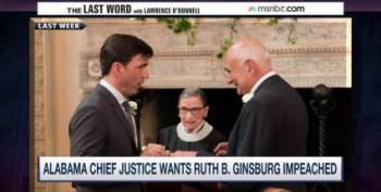 Impeached Judge Wants Justices Kagan And Ginsburg Impeached