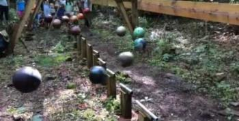 Open Thread - Bowling Ball Pendulum Meditation