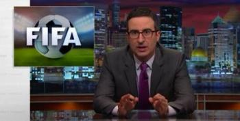 The Oliver Effect: John Oliver And FIFA