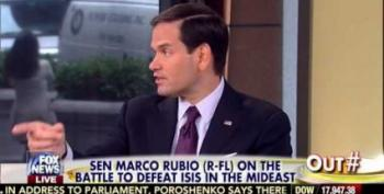 Marco Rubio Had A Very Bad Day