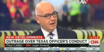 CNN Legal Analyst: Texas Cop Needed Gun At Pool Party Because Kids Were Going To 'Jump' Him