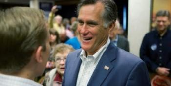 It's Romney's Turn In The Kingmaker Seat