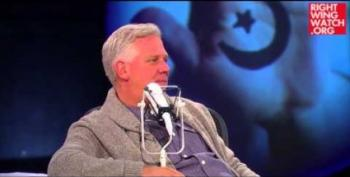 Glenn Beck: Obamas Hate America Because They 'Answer To The Man'