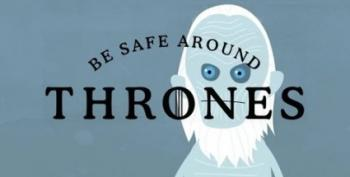 Open Thread - Game Of Thrones / Dumb Ways To Die